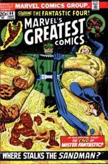 Marvel's Greatest Comics (1969-1981) #44