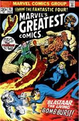 Marvel's Greatest Comics (1969-1981) #46