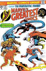 Marvel's Greatest Comics (1969-1981) #55