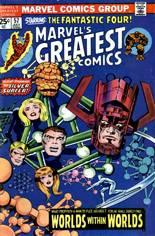 Marvel's Greatest Comics (1969-1981) #57