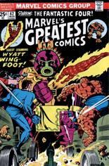 Marvel's Greatest Comics (1969-1981) #62