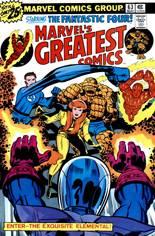 Marvel's Greatest Comics (1969-1981) #63 Variant A