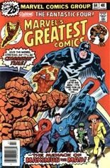 Marvel's Greatest Comics (1969-1981) #64 Variant A