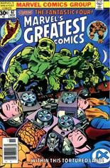 Marvel's Greatest Comics (1969-1981) #67