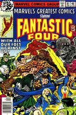 Marvel's Greatest Comics (1969-1981) #81