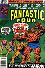 Marvel's Greatest Comics (1969-1981) #87