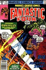 Marvel's Greatest Comics (1969-1981) #89