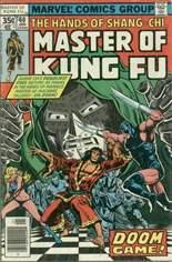 Master of Kung Fu (1974-1983) #60 Variant A