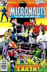 Micronauts (1979-1984) #2 Variant A