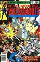 Micronauts (1979-1984) #3 Variant A