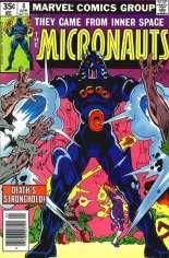 Micronauts (1979-1984) #4