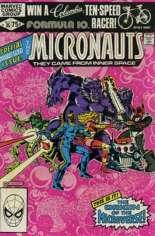 Micronauts (1979-1984) #35 Variant B: Direct Edition