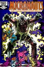 Micronauts (1979-1984) #43