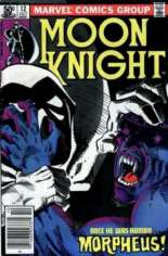 Moon Knight (1980-1984) #12 Variant A: Newsstand Edition