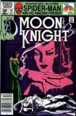 Moon Knight (1980-1984) #14 Variant A: Newsstand Edition