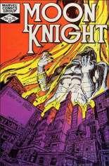 Moon Knight (1980-1984) #20 Variant A