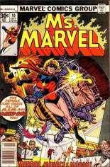 Ms. Marvel (1977-1979) #10 Variant A