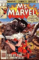 Ms. Marvel (1977-1979) #11 Variant A
