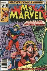 Ms. Marvel (1977-1979) #19 Variant A