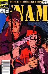 'Nam (1986-1993) #72 Variant A: Newsstand Edition