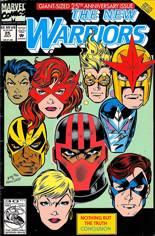 New Warriors (1990-1996) #25