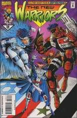 New Warriors (1990-1996) #58