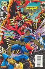 New Warriors (1990-1996) #60