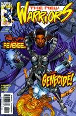 New Warriors (1999-2000) #2 Variant A