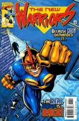 New Warriors (1999-2000) #6