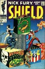 Nick Fury, Agent of S.H.I.E.L.D. (1968-1971) #1 Variant A
