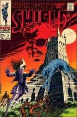 Nick Fury, Agent of S.H.I.E.L.D. (1968-1971) #3