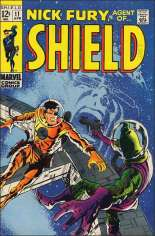 Nick Fury, Agent of S.H.I.E.L.D. (1968-1971) #11