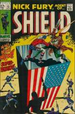 Nick Fury, Agent of S.H.I.E.L.D. (1968-1971) #13
