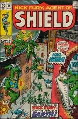 Nick Fury, Agent of S.H.I.E.L.D. (1968-1971) #16