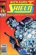 Nick Fury, Agent of S.H.I.E.L.D. (1989-1993) #6