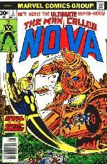 Nova (1976-1979) #5 Variant A