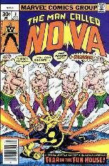 Nova (1976-1979) #9 Variant A