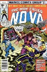 Nova (1976-1979) #10 Variant A