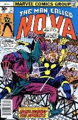 Nova (1976-1979) #11 Variant A