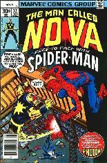 Nova (1976-1979) #12 Variant A