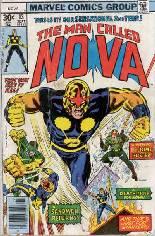 Nova (1976-1979) #13 Variant A