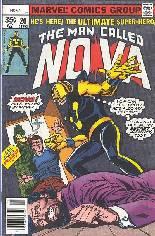 Nova (1976-1979) #20 Variant A