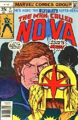 Nova (1976-1979) #21 Variant A