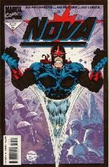 Nova (1994-1995) #1 Variant C: Direct Edition; Gold Foil Embossed Cover