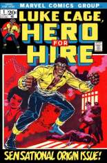 Hero For Hire (1972-1973) #1 Variant A