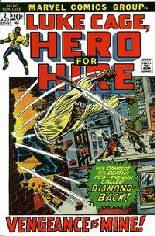 Hero For Hire (1972-1973) #2