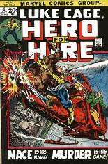 Hero For Hire (1972-1973) #3