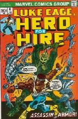 Hero For Hire (1972-1973) #6
