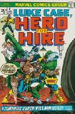Hero For Hire (1972-1973) #8