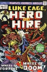 Hero For Hire (1972-1973) #11